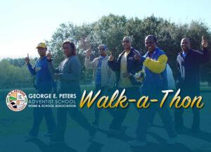 Walk-A-Thon Fundraiser @ GE Peters School